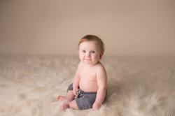 Michigan Baby Milestone sessions-