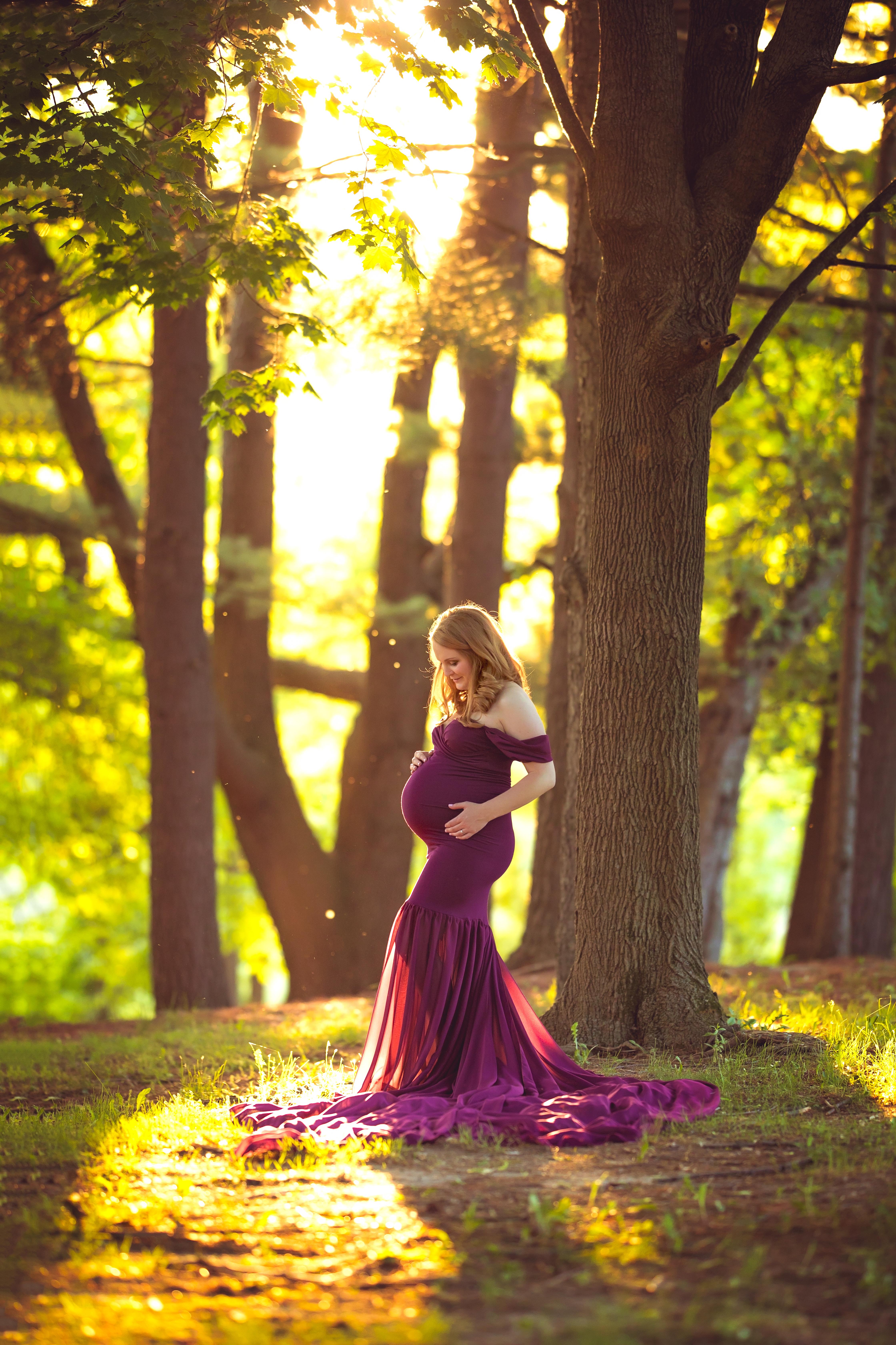 Royal Oak Michigan Maternity Photography--7