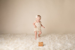 One Year Baby Photography Session Michigan--2