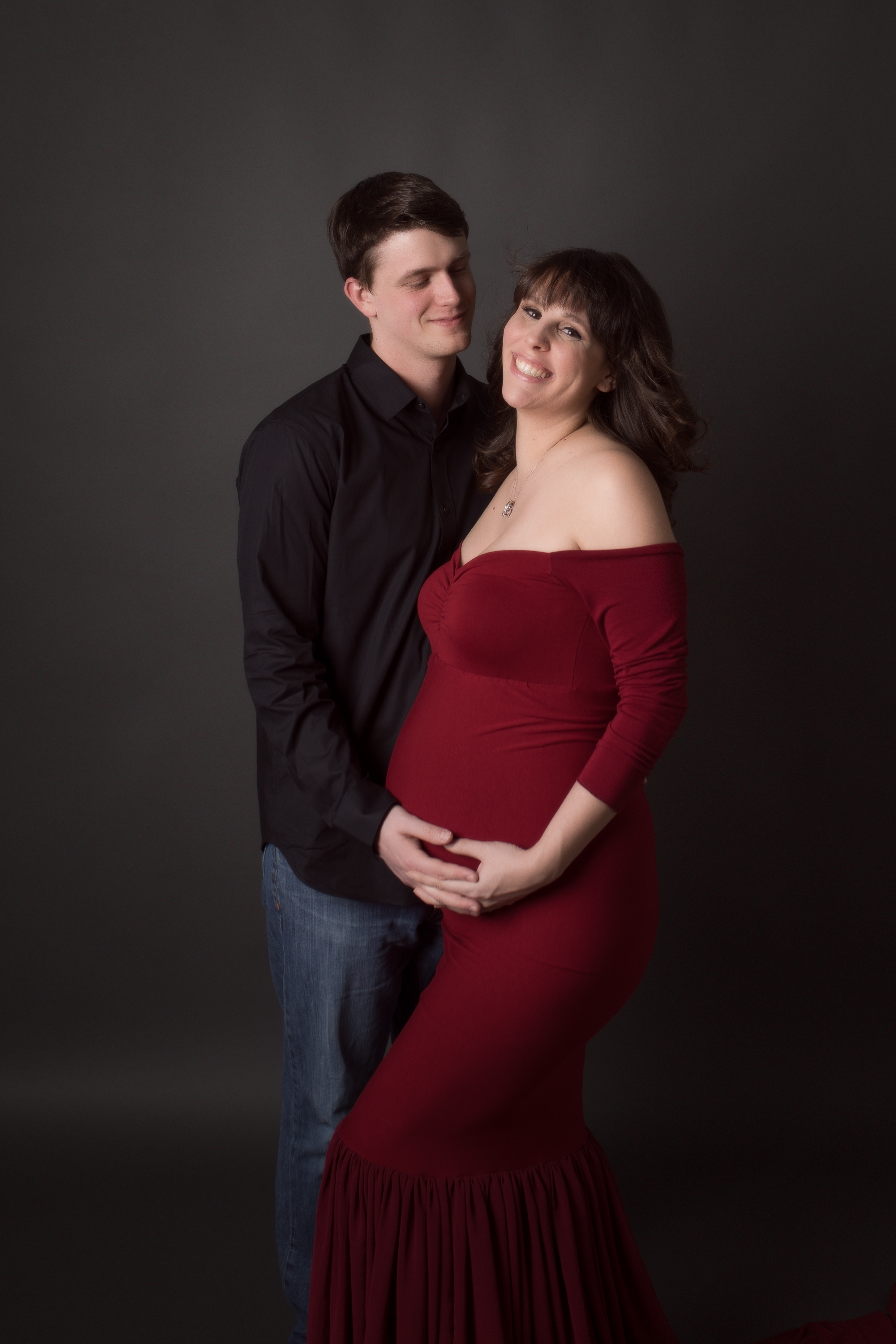 Novi Michigan Maternity Photography--6
