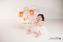 Ann Arbor Michigan One Year Baby Cake Smash Boho Lifestyle Photography Studio--23.jpg