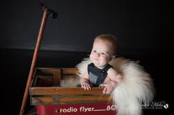 6 month baby milestone sitter sessions professional photography studio brighton michigan--