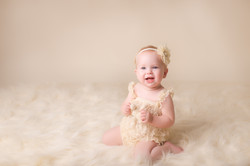 Michigan Baby's First Year Photography Session-