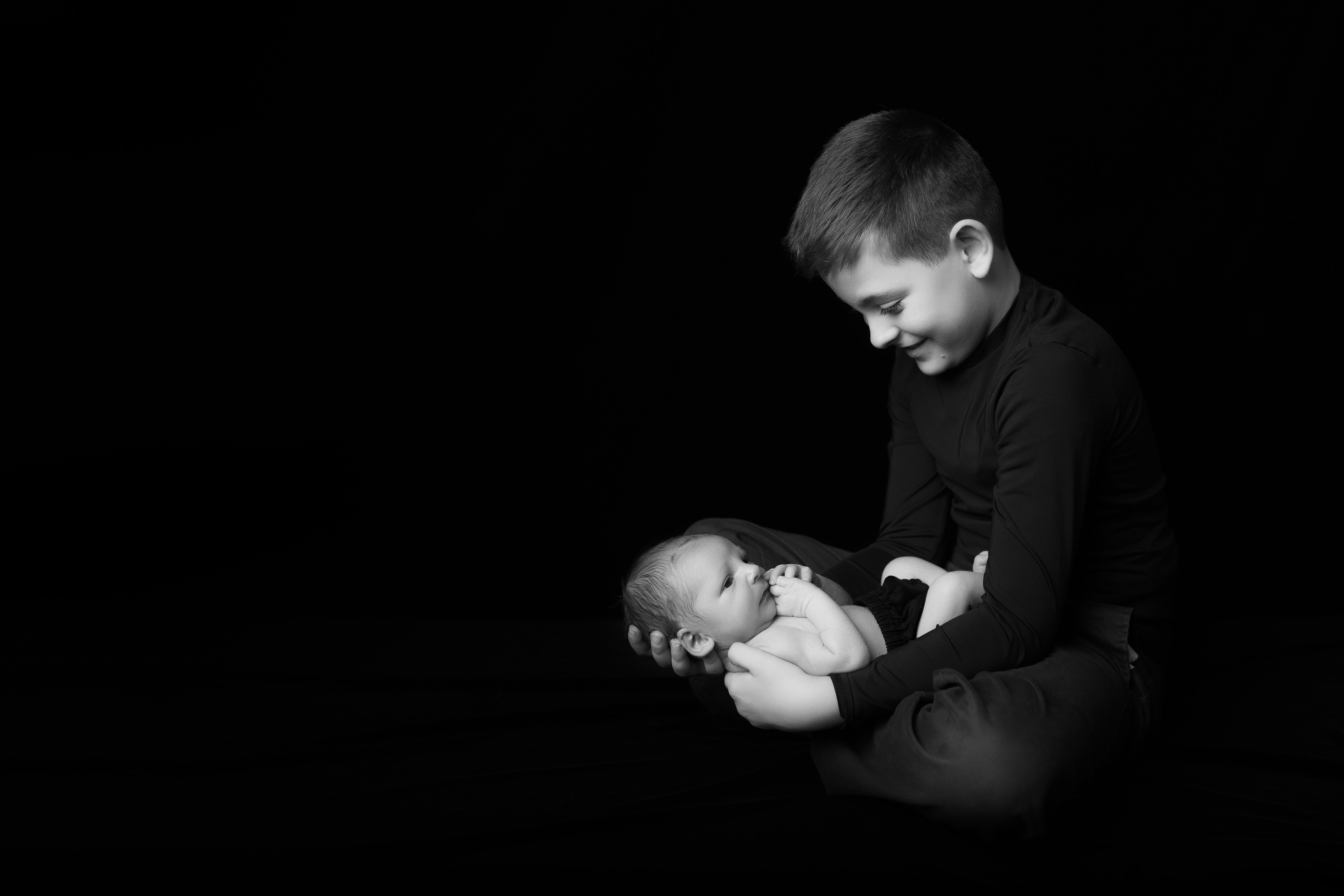 South Lyon Michigan Newborn Photography--6