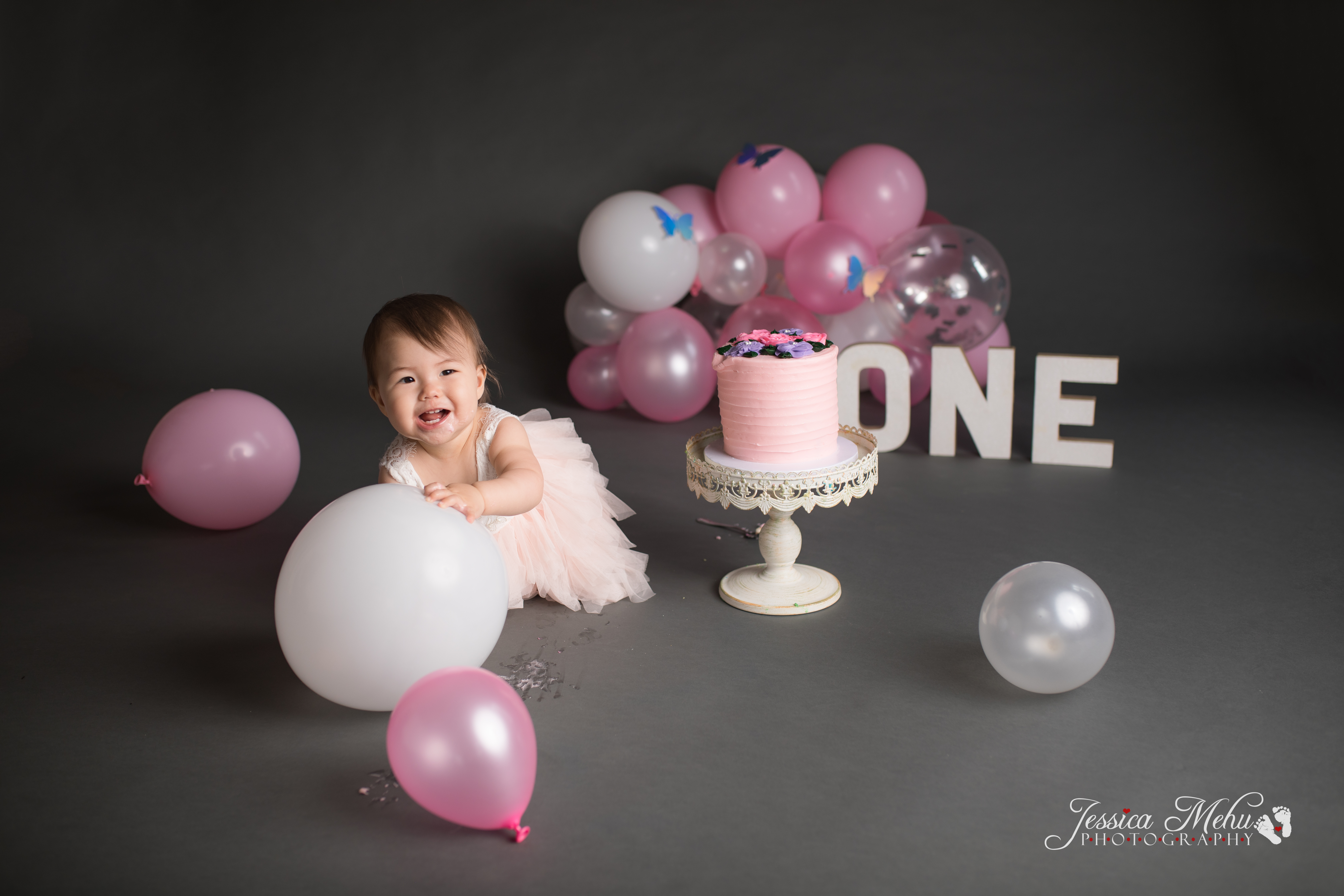 Award Winning Baby One Year Cake Smash P