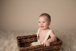 Michigan six month baby photography--3