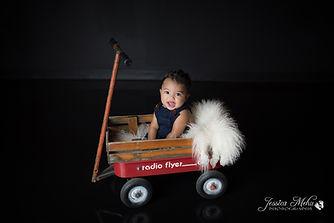 six month baby milestone professional photography studio Michigan--14.jpg