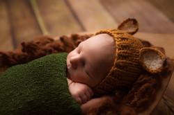 South Lyon Michigan Newborn Photography--13