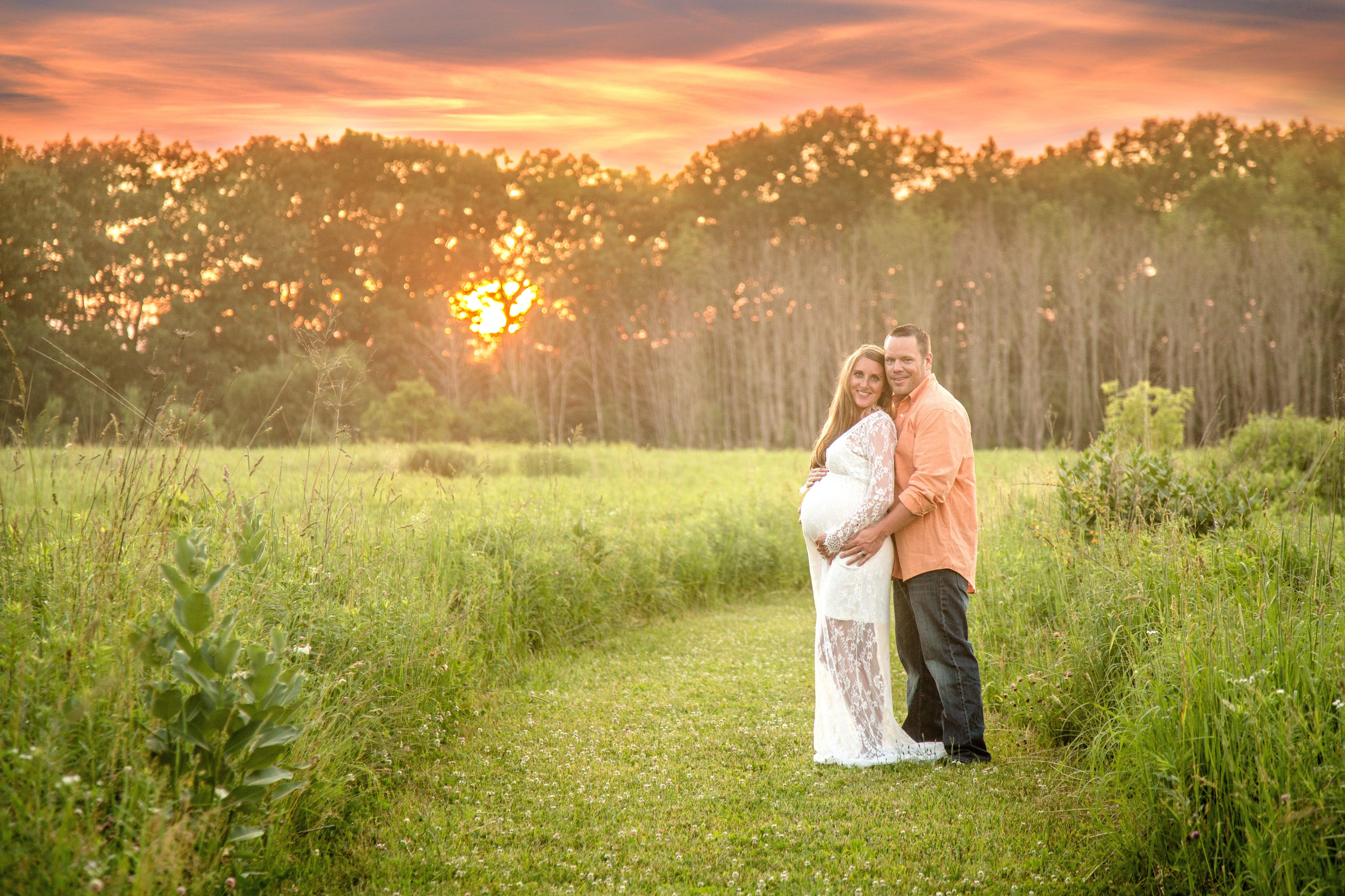 Howell Michigan Pregnancy Pictures--2