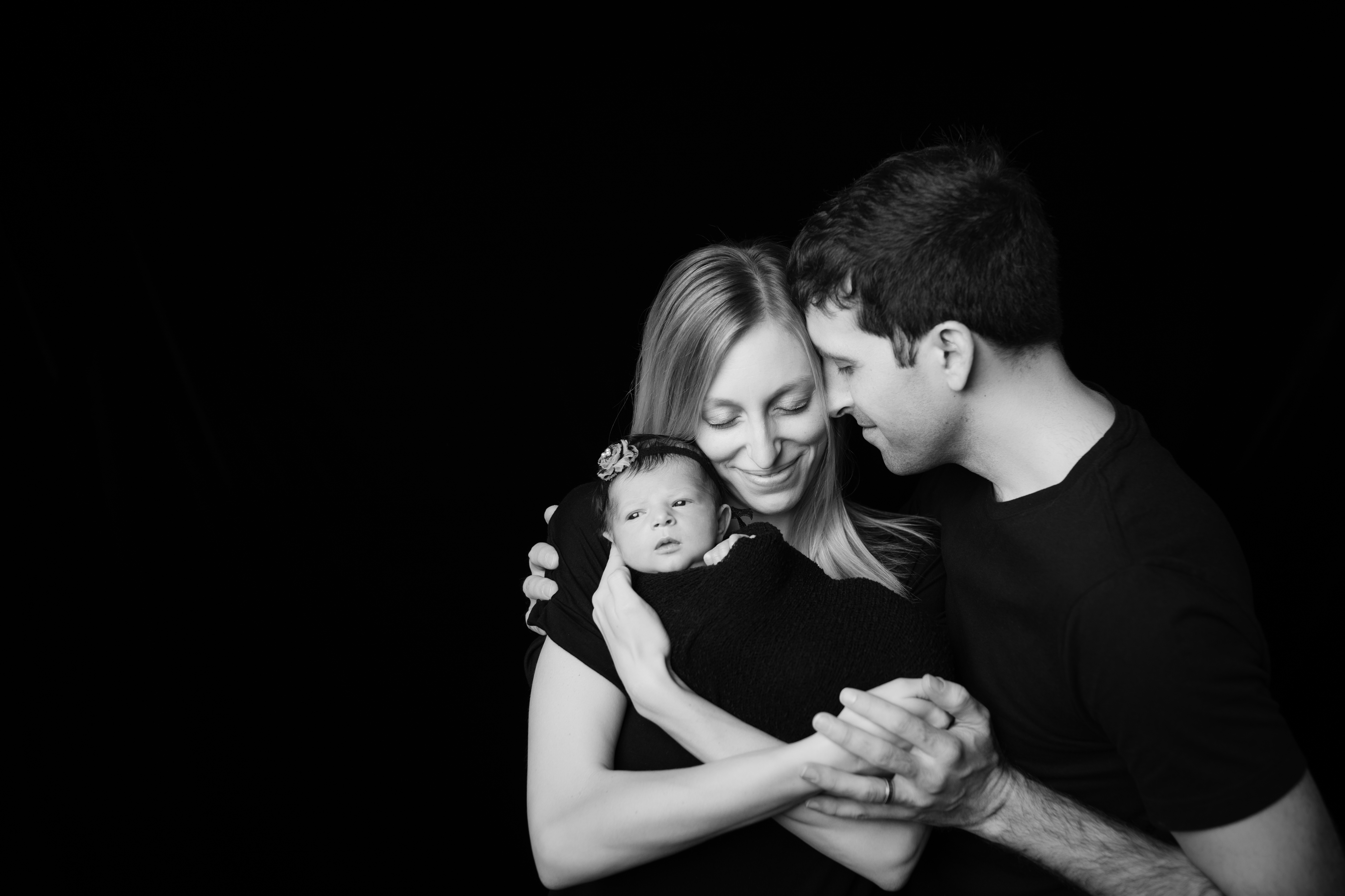 Ann Arbor Michigan Newborn Baby Photogra