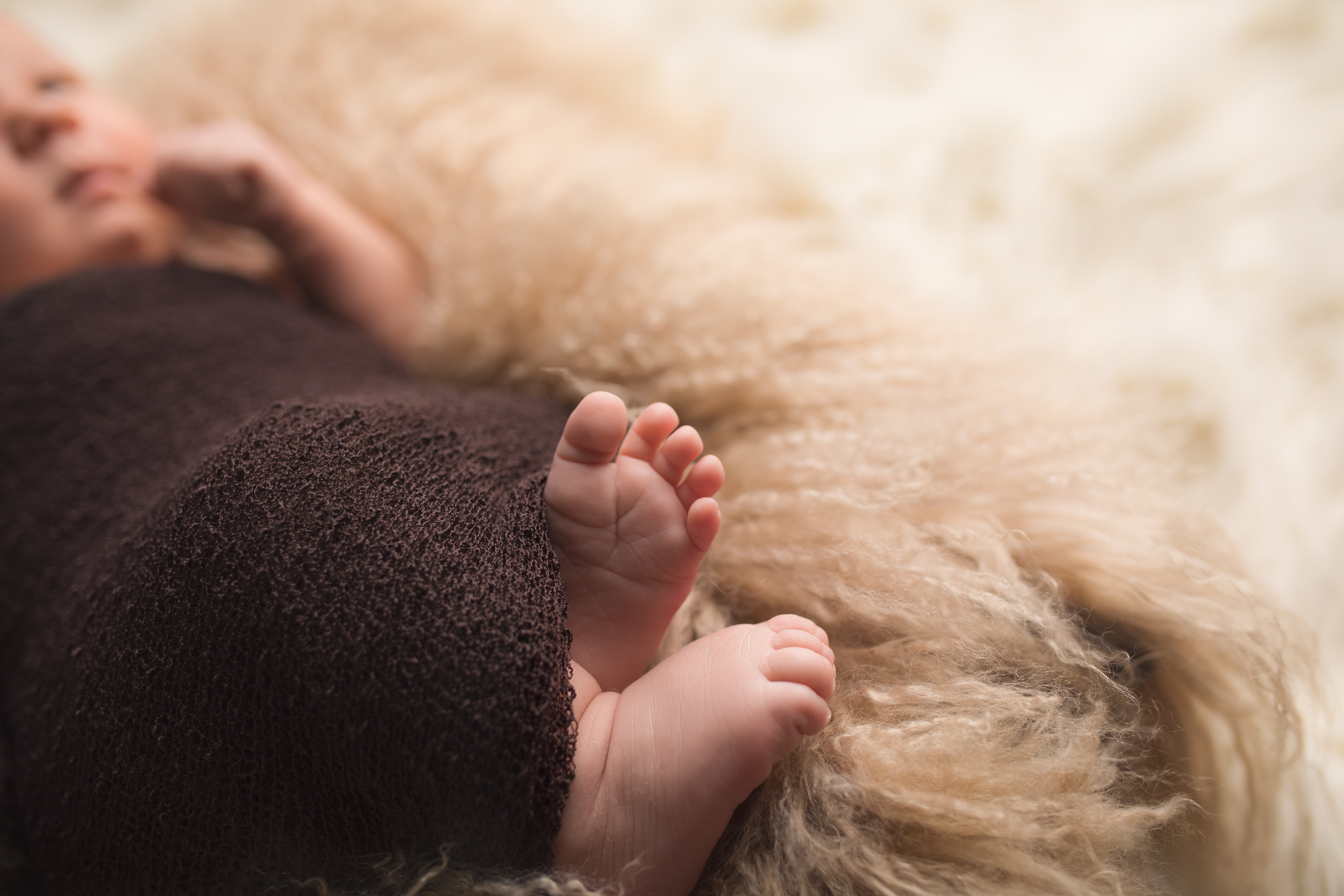 Flint Michigan Newborn Photographer--5