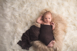 Flint Michigan Newborn Photographer--4