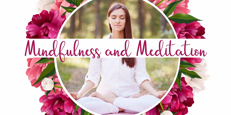 Mindfulness and Meditation 3 DAY RETREAT 18-20 FEBRUARY 2019