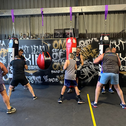 21C Warrior Boxing and Catch up 10 January 20201