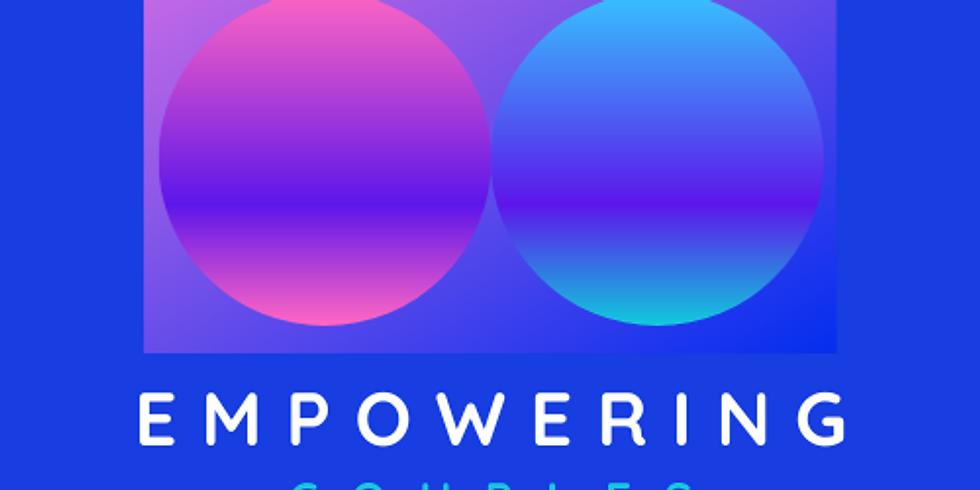 Empowering COUPLES Weekend Retreat 11-13 SEPTEMBER 2020