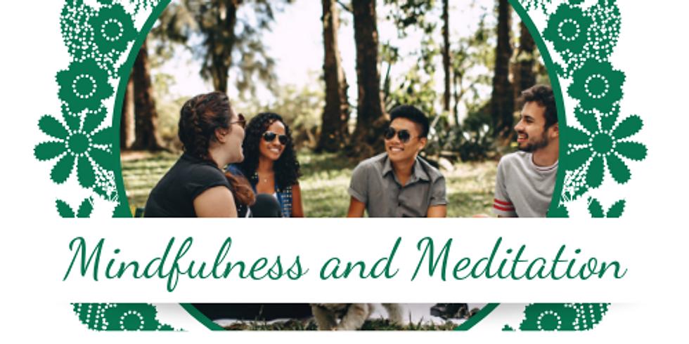 Mindfulness and Meditation Transformtional 17-19 November 2019
