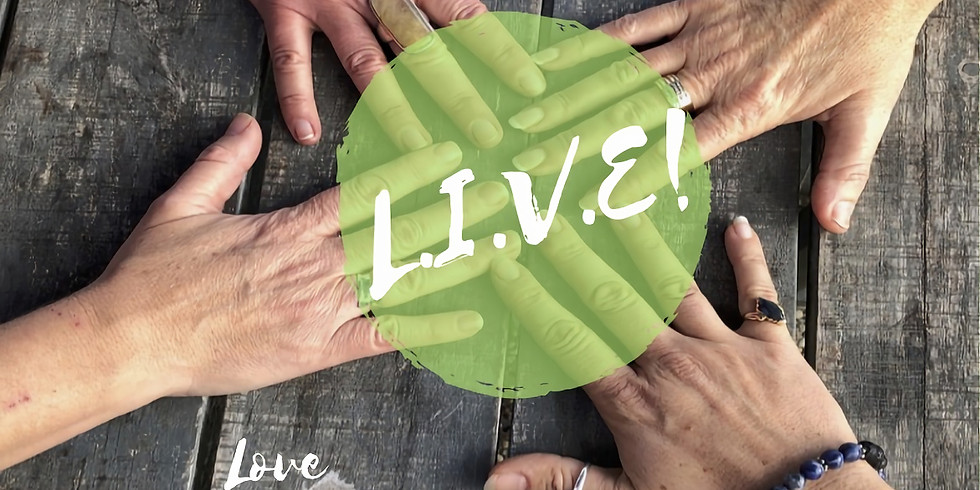 The L.I.V.E. Project SUMMER WELLBEING Workshop at FRIDAY 7th DECEMBER 2018