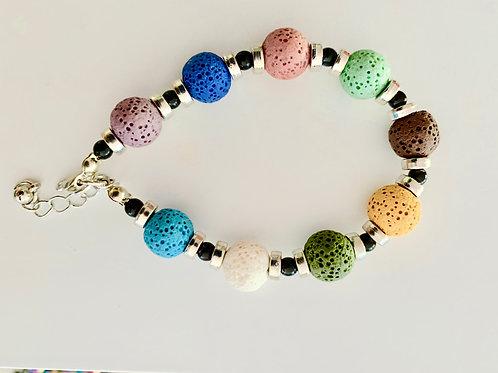 Lave Stone Bracelet