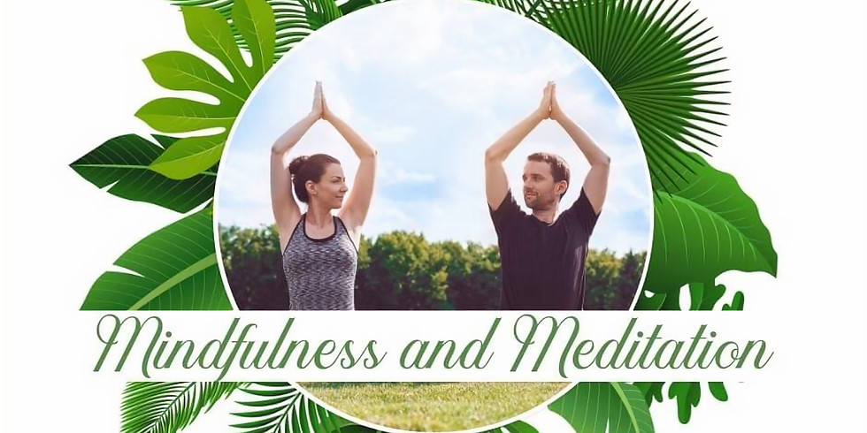 17-19 May 2019 Transforming Anxiety / Mindfulness and Meditation Retreat