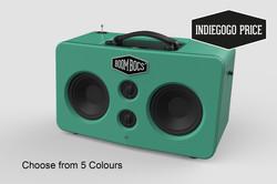 £105 OFF - Indiegogo Price