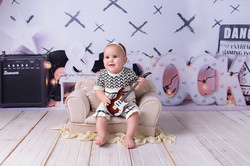 Valentina 8 meses