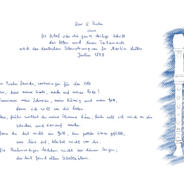 Psalm 5 -1
