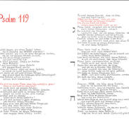 Psalm 119 -1