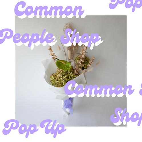 Common People Shop Pop Up: Dried Bouquet