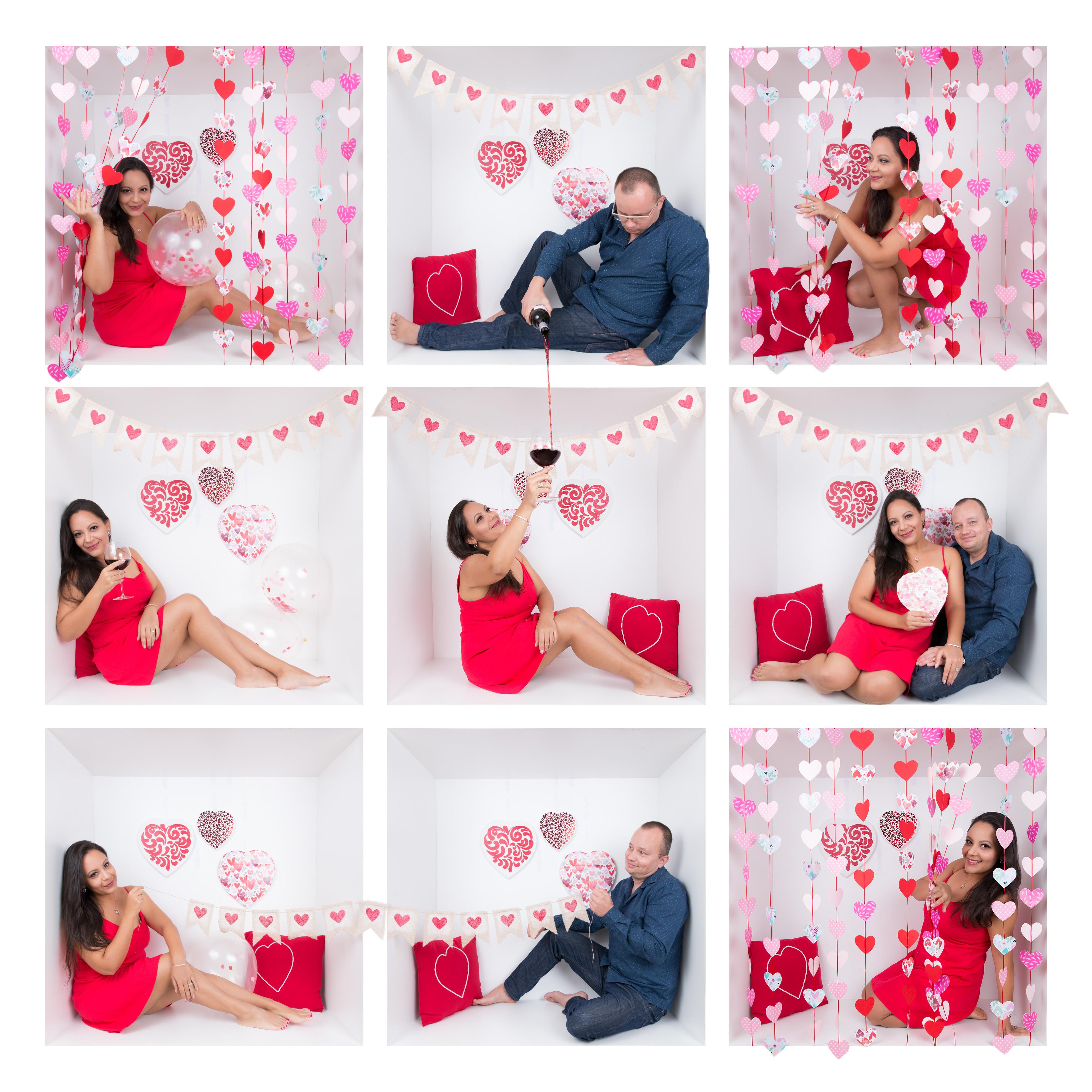 Valentine's Day 9 BOX