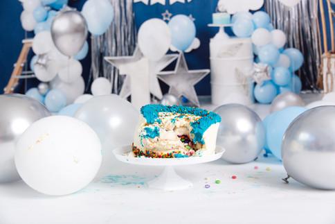Cake Smash Photographer in Brisbane