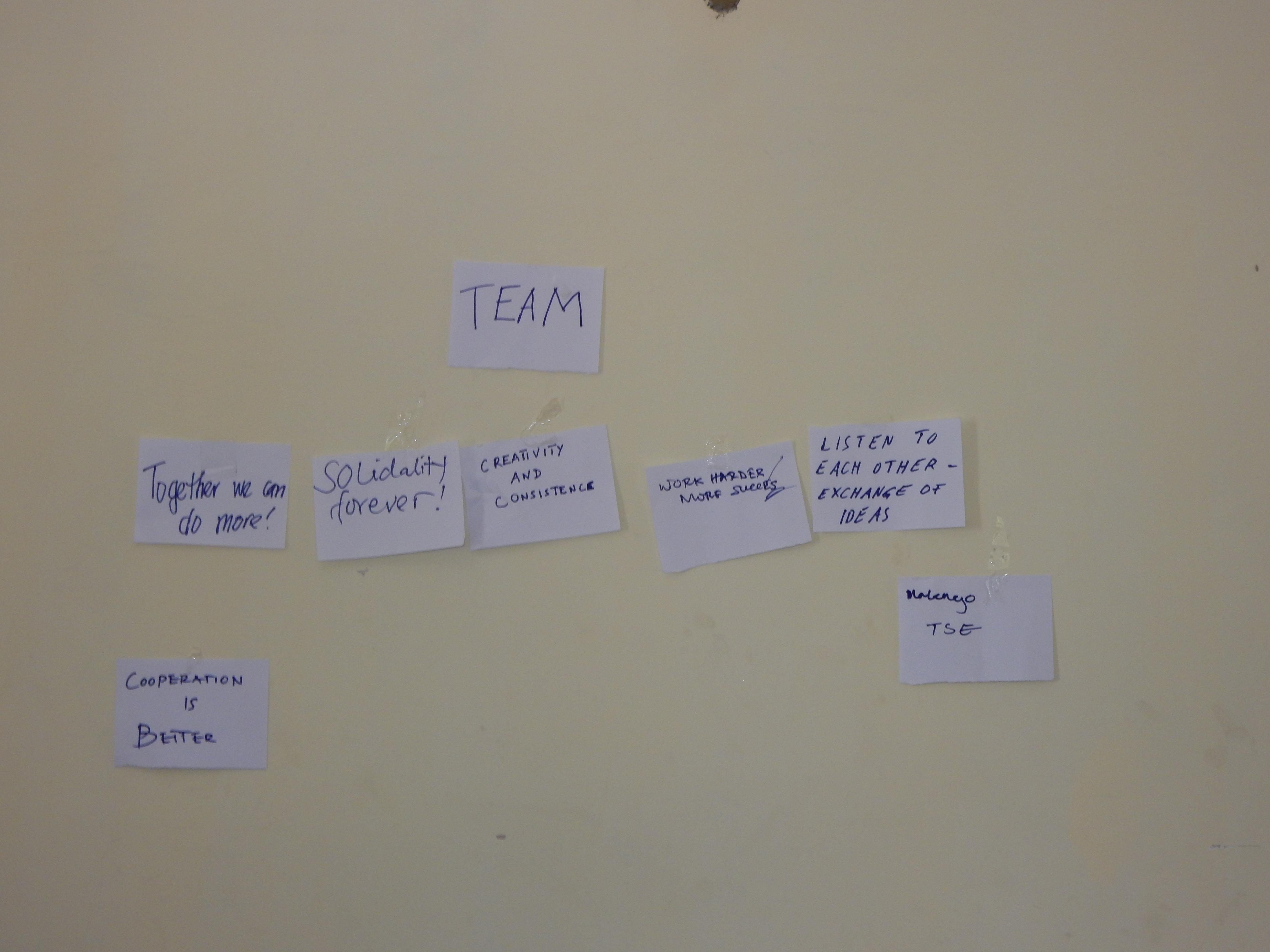 Team Building Oct.18