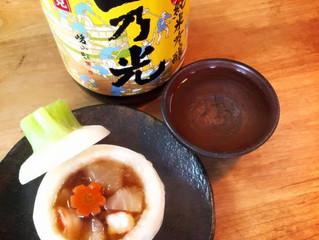 京都 伏見の 玉乃光 純米吟醸