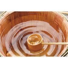 「樽酒」の香り