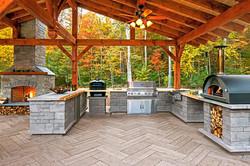 Outdoor Dream Kitchen