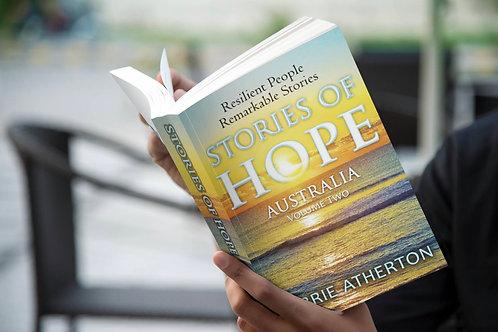 Stories of Hope Australia - Volume Two