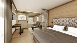 HOTEL GNAID - Stanza