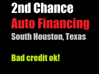 2nd Chance Car Financing