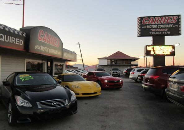 in house financing buy here pay here Galveston TX