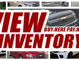 Buy Here Pay Here Houston   Bad Credit Auto Financing