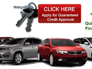 In House Auto Financing Houston