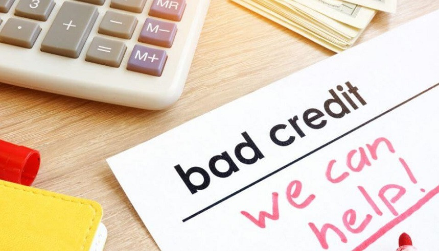 auto financing with bad credit