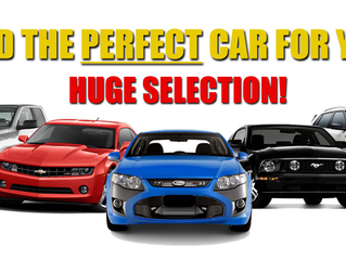 The Perfect Place to Find Your FIRST CAR | Used Car Dealer South Houston