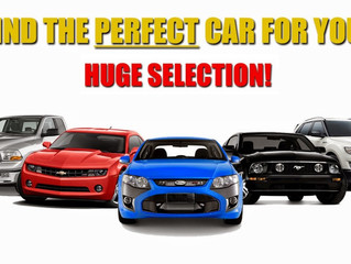 New Year…Newer Car!!! | Used Car Dealership South Houston