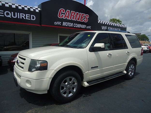 2005 Ford Expedition Limited In Houston Tx: In House Financing Houston