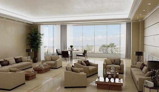 Interior - Hayat Residence