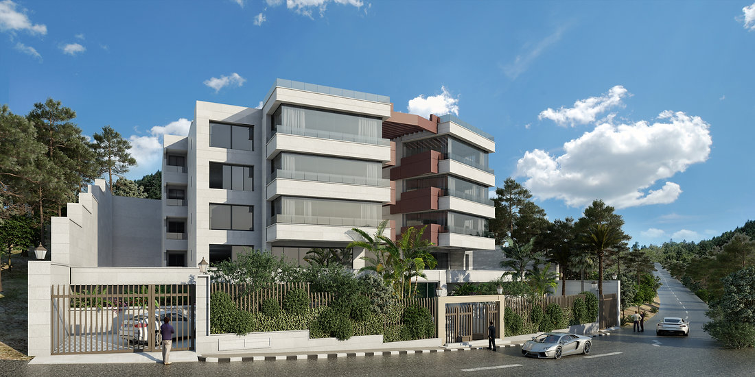 Hayat Residence - Luxury Residential