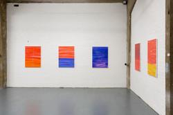 Installation View, nightsweats, 2020