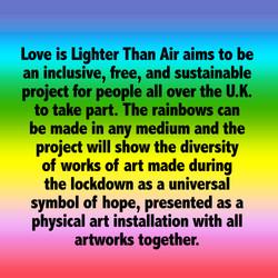 Love is Lighter Than Air