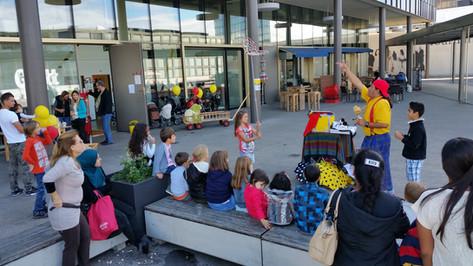 Tag der offenen Tür Kinderkrippe, Glattzentrum