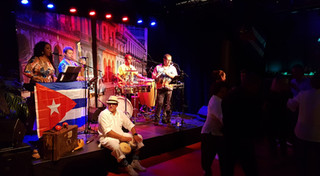 Rey Reloba presenta La Noche Cubana